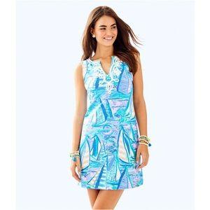 Lilly Pulitzer Harper Dress Aboat Time